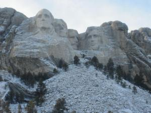 Mt Rushmore - in my current 'hood