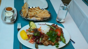 Turkish meal