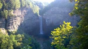Ithaca waterfall
