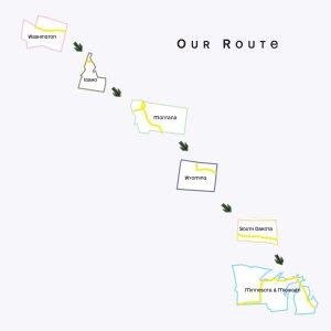 esta route map